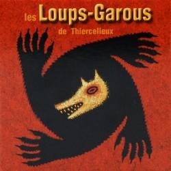 Loups-Garous - Asmodee - Couverture du jeu