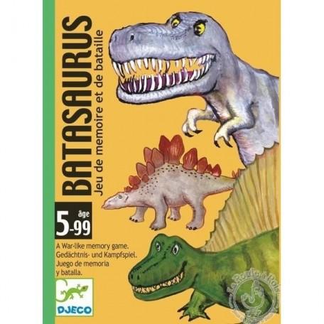 Jeu de Bataille Batasaurus - Djeco Djeco
