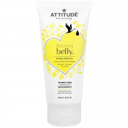 Strech Oil Blooming Belly - Attitude - Bottle