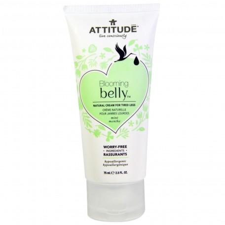 Crème jambes lourdes Blooming Belly - Attitude Attitude