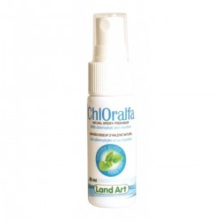Breath Freshener ChlOralfa - Land Art - Bottle