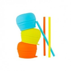 Universal Sippy Lid Snug Straw - Boon