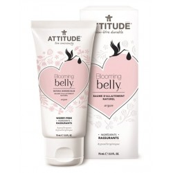 Baume d'allaitement Blooming Belly - Attitude