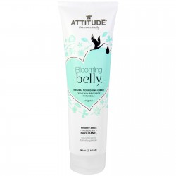 Nourishing Cream Blooming Belly - Attitude - Bottle