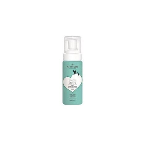 Nettoyant mousse visage Blooming Belly - Attitude