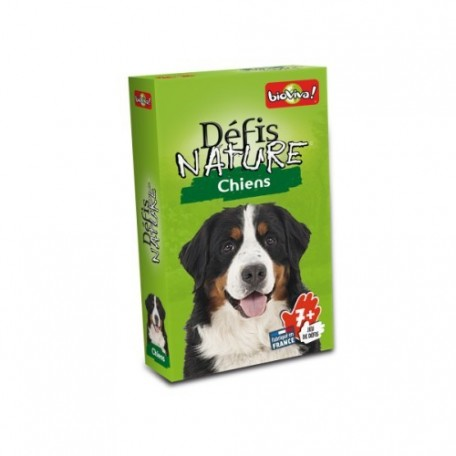 Défis Nature Dogs - Bioviva - Box