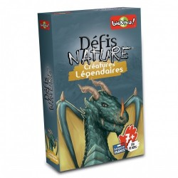 Défis Nature Legendary Creatures - Bioviva - Box