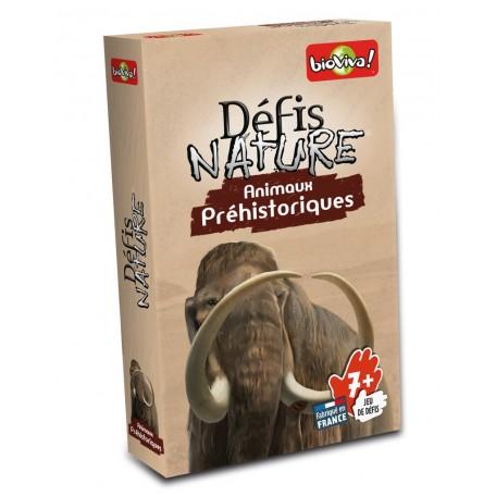 Défis Nature Prehistoric Animals - Bioviva - Box