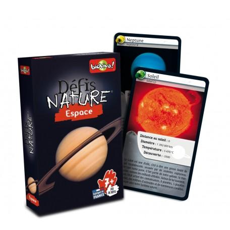 Défis Nature Space - Bioviva - Game