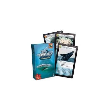 Défis Nature Marine Animals - Bioviva - Game