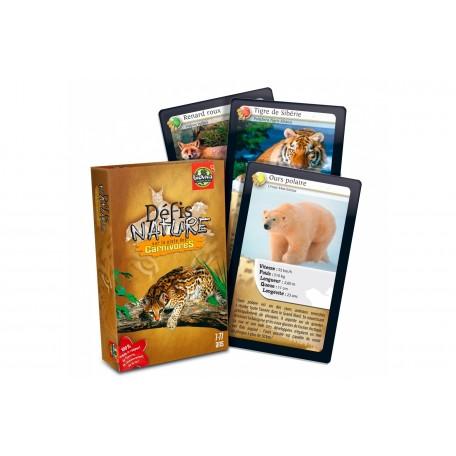 Défis Nature Carnivorous -  Bioviva - Game