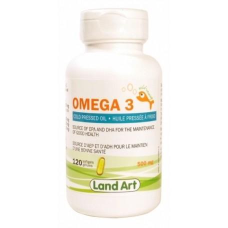 Oméga 3 - Land Art