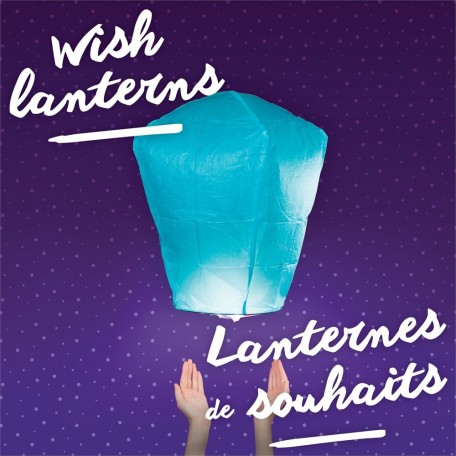 Wish Lanterns - Nouwee