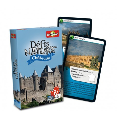 Défis Nature Castles - Bioviva - Game