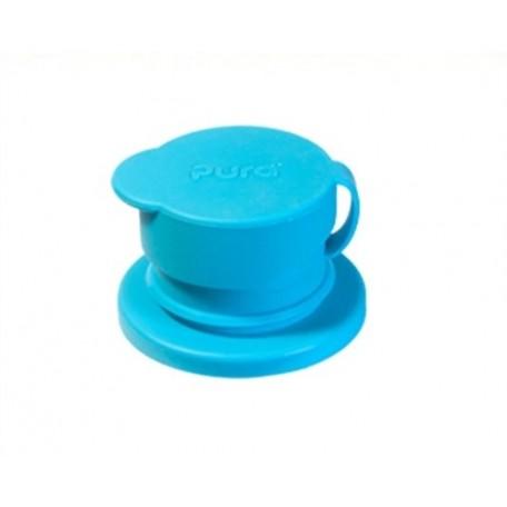 Silicone Sport Top - Pura - Blue