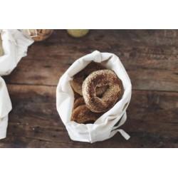Sac à pain réutilisable Format miche - Dans le sac Dans le sac