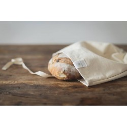 Reusable Bread Bag Loaf Size - Dans le sac