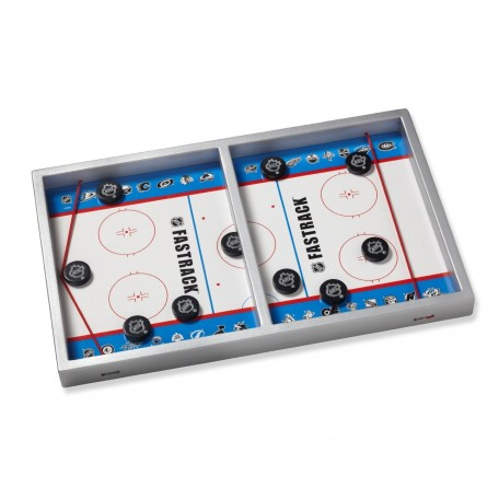 Fingertips Hockey Fastrack - Blue Orange - Game