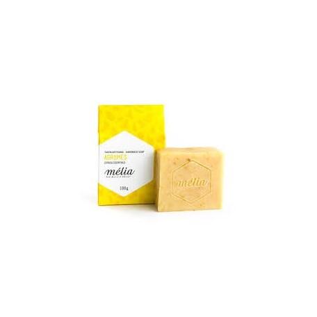 Handmade Soap Mélia Citrus Essentials - Miels D'Anicet