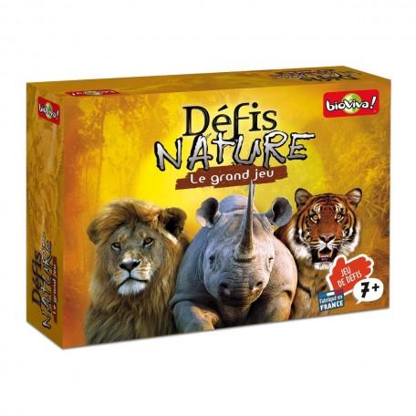 Le grand jeu Défis Nature - Bioviva - Box