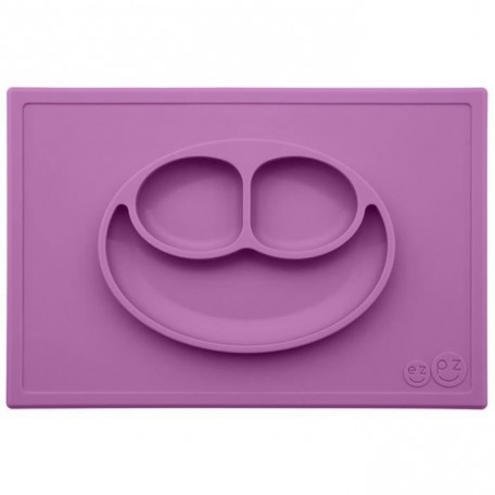 Silicone placemat - Happy Mat EZPZ - Berry
