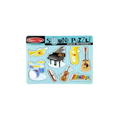 Sound Puzzle - Melissa & Doug - Music