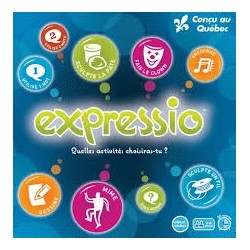 Expressio - Jeux MHR