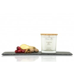 Candle 220mL - BlancSoja - Cranberry & Spices