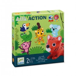 Little Action - Djeco - Box