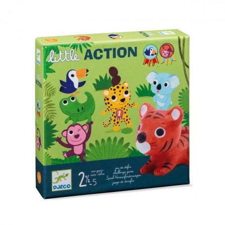 Little Action - jeu de société et d'action - Djeco Djeco
