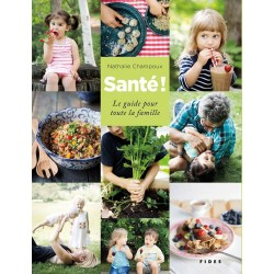 Santé! - Nathalie Champoux - Front cover of the book