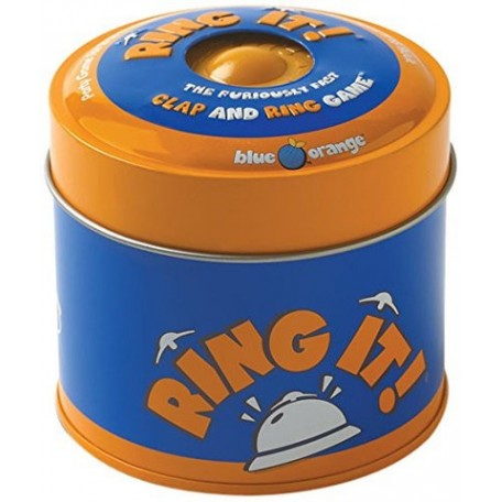 Ring it - Blue orange