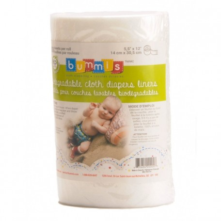 Biodegradable Liners Small Model - Bummis