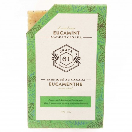 Natural Soaps Eucamint - Crate 61