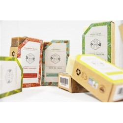 Natural Soaps Lavender - Crate 61
