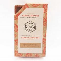 Savons Naturels Vanille-Orange  -  Crate 61