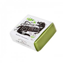 Shampoo in bar River thuya and wood de h Collection Les Trappeuses - Savonnerie des Diligences