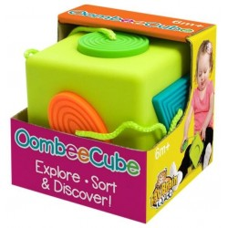 Oombee Cube - Fat Brain Toy - In the box