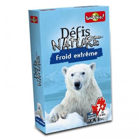 Défis Nature Extreme Cold - Bioviva - Box