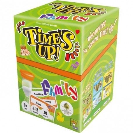Time's Up Family - Repos Production - Box