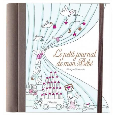Le petit journal de mon Bébé - Marabout Editions