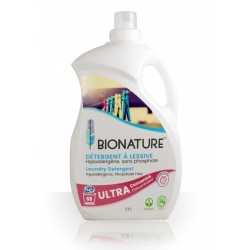 Détergent à lessive 3.8L Fruits des Champs - BioNature Bionature