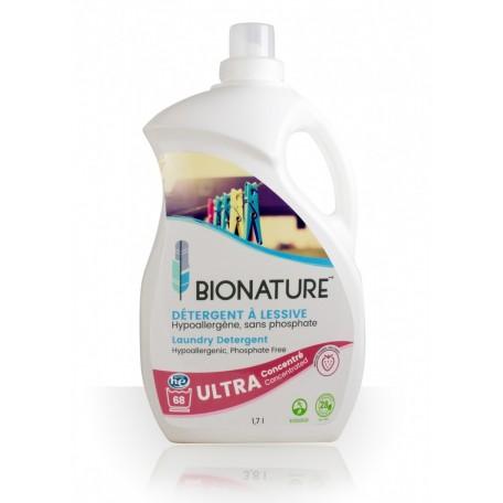 Détergent à lessive 3.8L Fruits des Champs - BioNature Bionature