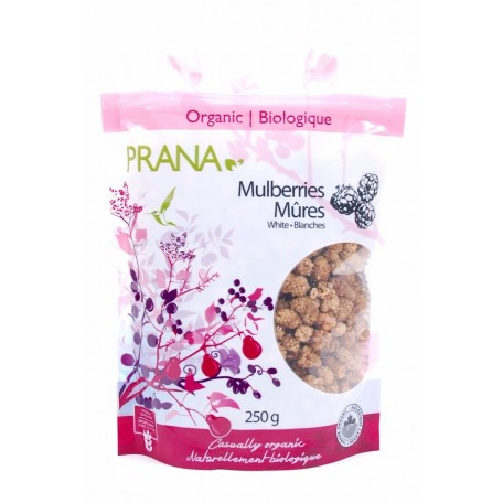 White Mulberries - Prana - Bag