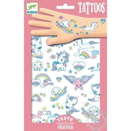 Tatouages Licornes - Djeco Djeco
