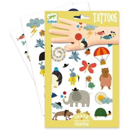 Tatouages Jolies Petites Choses - Djeco Djeco