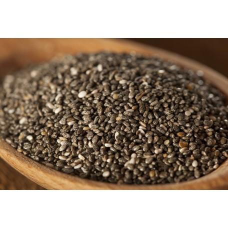 Chia Whole 300g - Prana - Chia Seeds Black