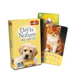 Défis Nature for Little Ones House - Bioviva - Game