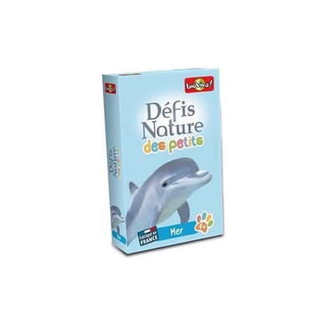 Défis Nature for Little Ones Sea - Bioviva - Box