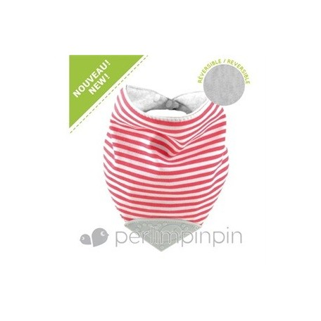 Pear Bubbly Teething Bib - Perlimpinpin